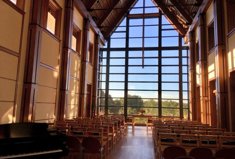 Chapel, Roslyn